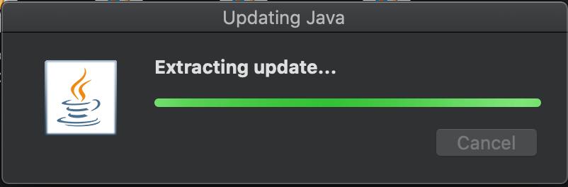 Extracting update
