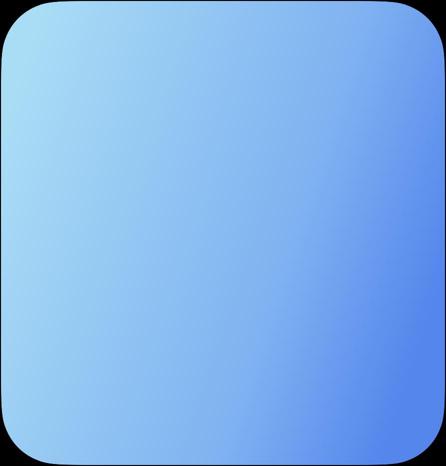 iCloud風のフリーイラスト(背景イメージ)